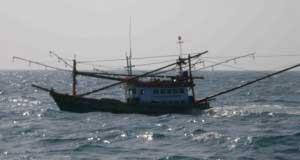 Рыбацкая шхуна