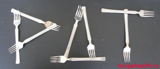 Голодание как вид РДТ