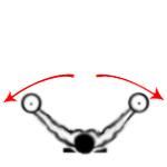 Упражнение для мышц груди