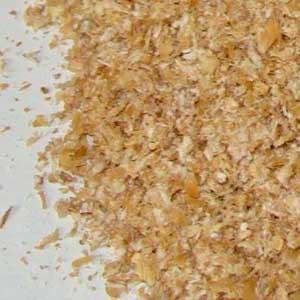 Оболочка зерен пшеницы