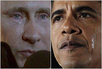 слезы политиков