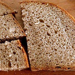 Порезанный хлеб