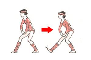 Тренинг икроножных мышц