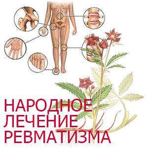 О лечении ревматизма