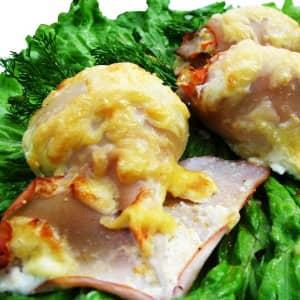 Салат посевной кальмар