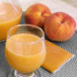 Персик в косметологии