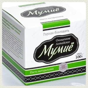 Поликистоз яичников применение мумие
