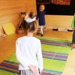 упражнения в ходьбе детей 2-3 лет